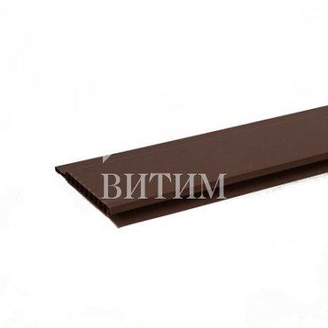 Панель ПВХ шоколад 3000х100х10