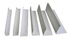 Уголок ПВХ для откосов и панелей 25×25